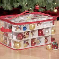 season decoration storage containers ornament