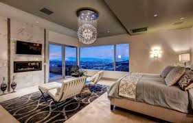contemporary interior home design bedroom magnificent modern master bedroom with fireplace