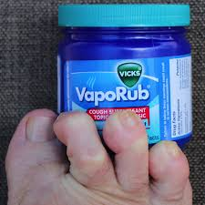 why does vicks vaporub help against some nail fungus u0026 not others