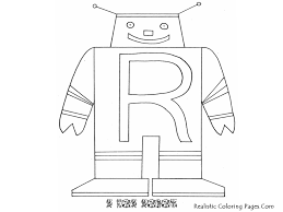 printable r letters alphabet coloring pages realistic coloring pages