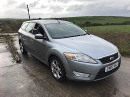 ford mondeo zetec 1 8 tdci 125 silver estate 2007 diesel in