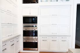 pull up cabinets transitional kitchen benjamin blackwelder