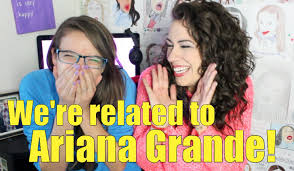we re related to grande colleen s corner