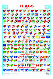 Flags Of Countries In Europe Buy Flag Chart Book Online At Low Prices In India Flag Chart