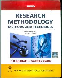 buy research methodology methods and techniques book online at