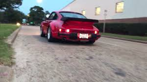 1986 porsche 911 turbo for sale 1986 porsche 911 turbo 930 for sale