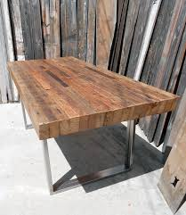 rustic dining room tables for sale 34 incredbile reclaimed wood dining tables