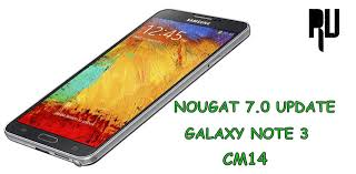Install Android Nougat On Galaxy Note 8 0 How To Update Galaxy Note 3 To Android Nougat 7 0 Root Update