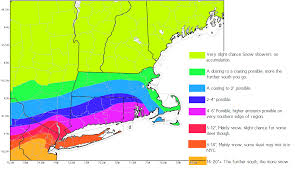Snow Forecast Map Snow Storm Jonas Friday Forecast Weather In The Hud