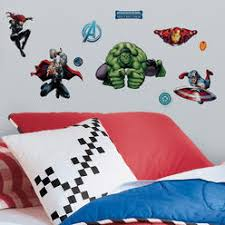 marvel comics avengers assemble full bedding set