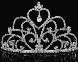 tiaras for sale bridal tiara princess tiara with loops 24426