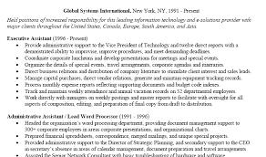 Customer Service Resume Summary Examples Good Resume Summary Example Writing Resume Sample Writing