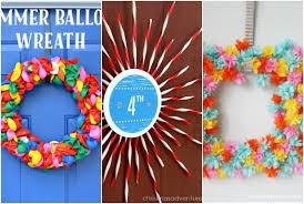 wreath supplies 15 beautiful summer wreaths made from dollar store supplies the