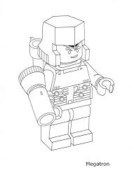 transformer coloring pages megatron coloring pages free large images coloring home