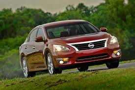 Nissan Altima Platinum - 2015 nissan lineup updated