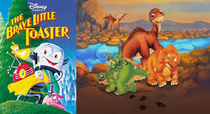 The Brave Little Toaster To The Rescue The Brave Little Toaster And The Land Before Time By Movie Compare
