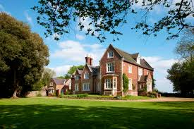 scottish architectural house styles old rectory gilbert scott 1