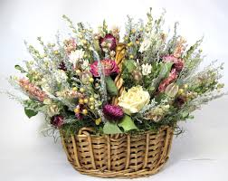 how to make flower arrangements dried flower arrangements in a basket how to make the dried flower