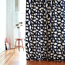 Top Curtains Inspiration Navy Grommet Curtains Inspiration Of Navy And White Curtains And