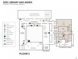 floor plans uc berkeley library