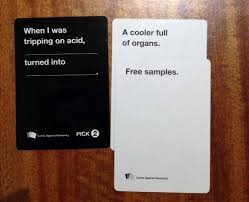 buy cards against humanity cards against humanity humanity and hilarious