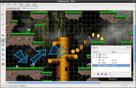 platform game with level editor tiled map editor a flexible level editor