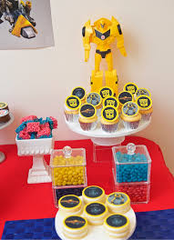 transformers party transformers birthday party cool theme tips ideas party affairs