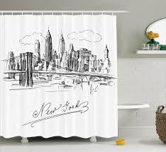 curtains kohler shower and tub fixtures modern shower curtain
