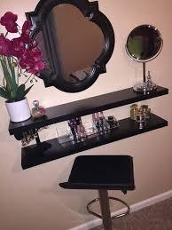 Homemade Makeup Vanity Ideas Best 25 Diy Makeup Vanity Ideas On Pinterest Diy Makeup Vanity