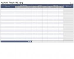 Free Accounting Excel Templates Invoice Aging Report Excel Template Rabitah