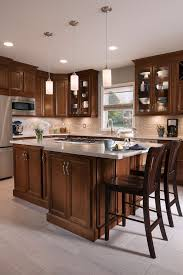 kitchen u0026 dining room awesome cherry kitchen cabinets for your
