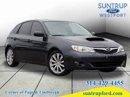 grey subaru subaru impreza sedan 4 door in missouri for sale used cars on