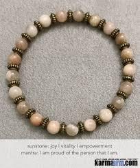 energy bead bracelet images Yoga bracelet good energy sunstone chakra mala beaded modern mala jpg