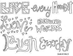 printable inspirational quotes to color all quotes coloring pages coloring pages pinterest free