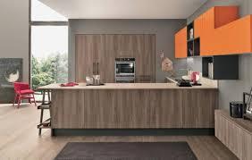 cuisine couleur orange cuisine couleur bois best of design interieur couleur cuisine