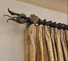 Unique Curtain Rod Beautiful Unique Curtain Rods Ideas Interior Design Ideas