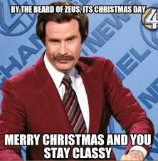 Christmas Day Meme - meme creator by the beard of zeus its christmas day merry