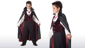 Vampire Costumes For Kids Boys Gothic Vampire Costume