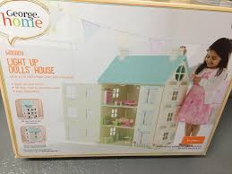 dolls that light up george light up wooden dolls house in kilmarnock east ayrshire