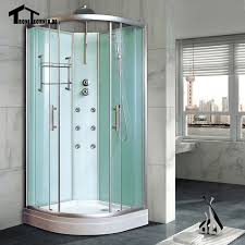 Non Glass Shower Doors 900mm Non Steam Shower Cubicle Enclosure Bath Room Cabin Corner