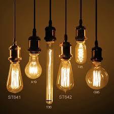 40w incandescent l e27 220v edison l bulb light incandescent