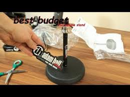 best microphone table stand on a budget unboxing u0026 first look