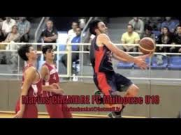 chambre basketball marius chambre elan yvelines 2015 basketball chion u17
