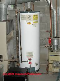 plumbing age water heater age plumbing fixture age how to