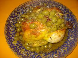 cuisine marocaine poulet aux olives mon poulet mhammar des fêtes poulet rôti avec sa sauce aux