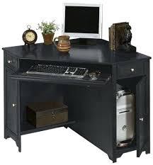 Small Black Corner Computer Desk Black Corner Computer Desk Konzertsommer Info