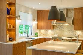 Create A Luxurious And Modern Kitchen Backsplash Modern by Six Alternatives To The Tile Backsplash That Are Practical