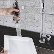 vigo vg02007ch chrome zurich pre rinse pull out spray kitchen vigo vg02007ch chrome zurich pre rinse pull out spray kitchen faucet faucet com