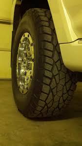 Cooper Light Truck Tires Cooper Zeon Ltz Lt285 70 17 Tire Pics Toyota 4runner Forum