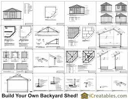 Free Plans To Build A Wood Shed by Free Plans On How To Build A Wood Shed Woodworking Plan Directories